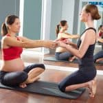 pregnant fitness