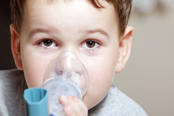 asma bambino