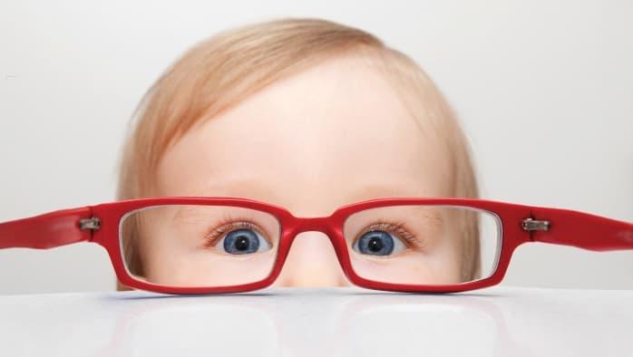 occhiali bimbo