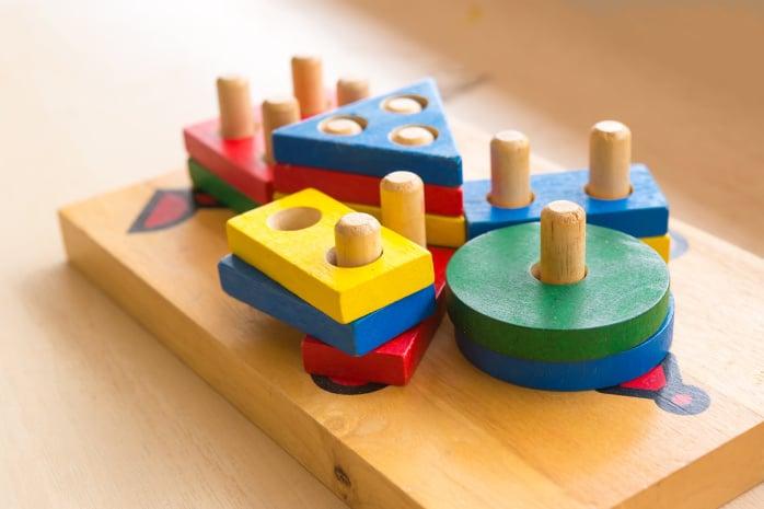 giocattoli naturali