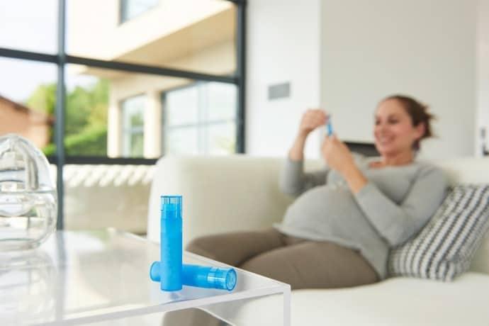 omeopatia gravidanza