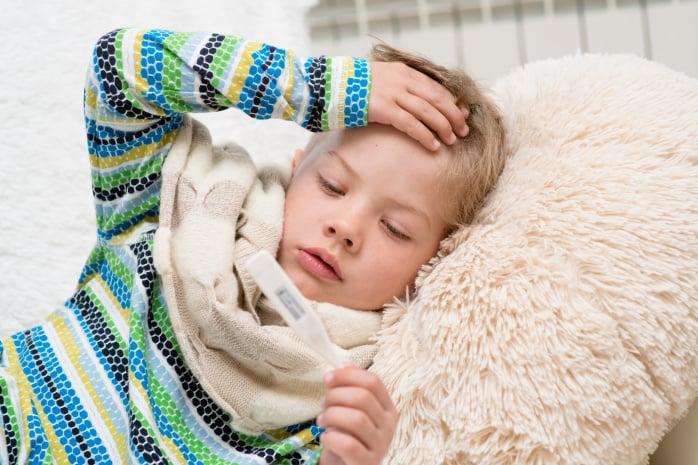tosse e raffreddore