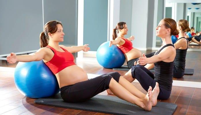 corso istruttori pilates gravidanza